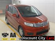 2011 Honda Freed