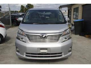 Toyota Alphard Van And Minivan 2 4L Vellfire Bluetooth