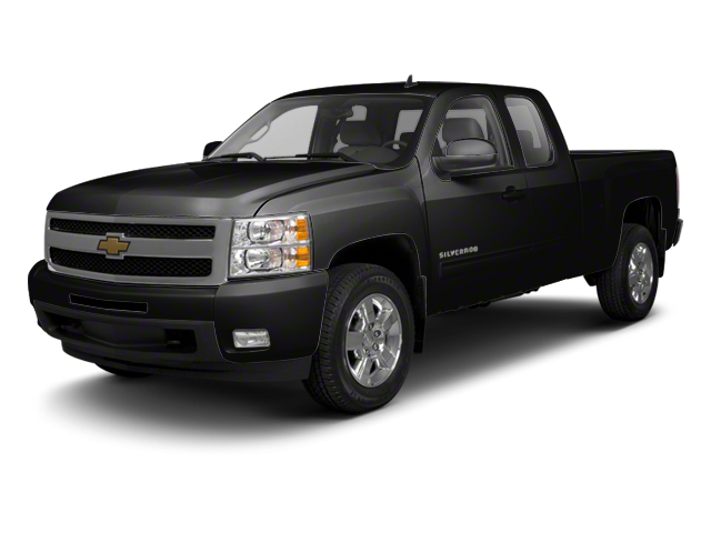 2010 Chevrolet Silverado 1500 Vehicle Photo in Val-d'Or, QC J9P 0J6