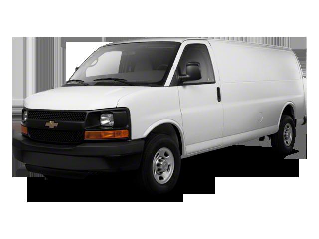 2013 Chevrolet Express Cargo Van Vehicle Photo in Joliet, IL 60586