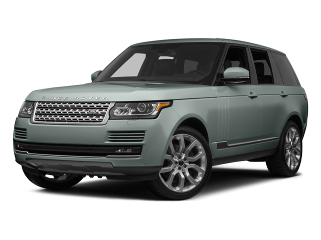 2015 Land Rover Range Rover Vehicle Photo in Kernersville, NC 27284