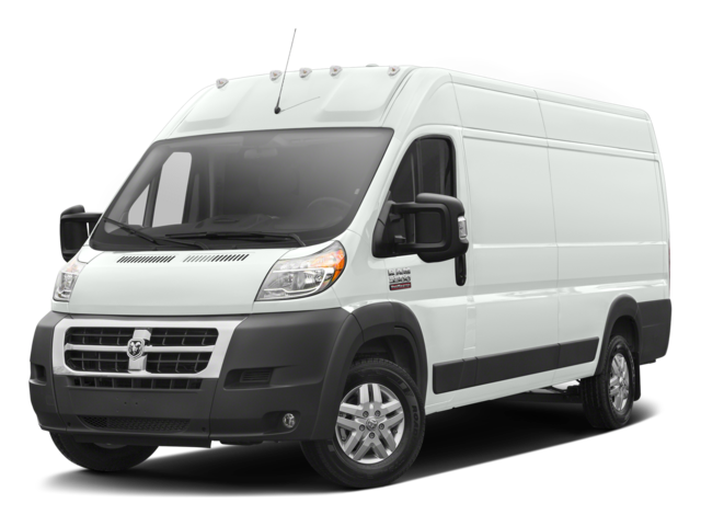 2017 Ram ProMaster Cargo Van Vehicle Photo in Joliet, IL 60586