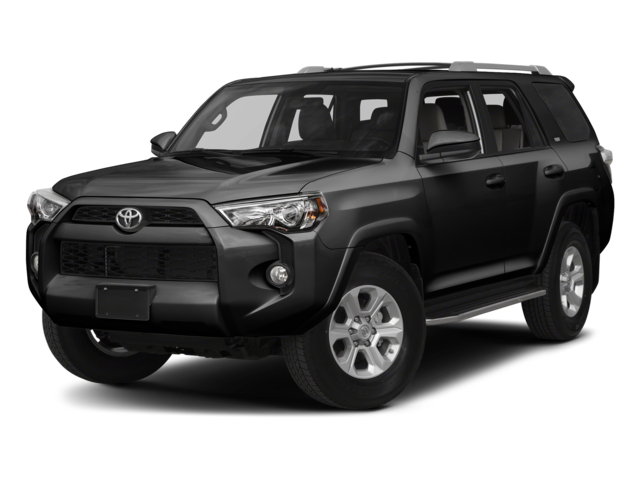 2017 Toyota 4Runner Vehicle Photo in Nashville, TN 37203