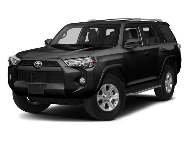 2017 Toyota 4Runner Vehicle Photo in Portland, OR 97225