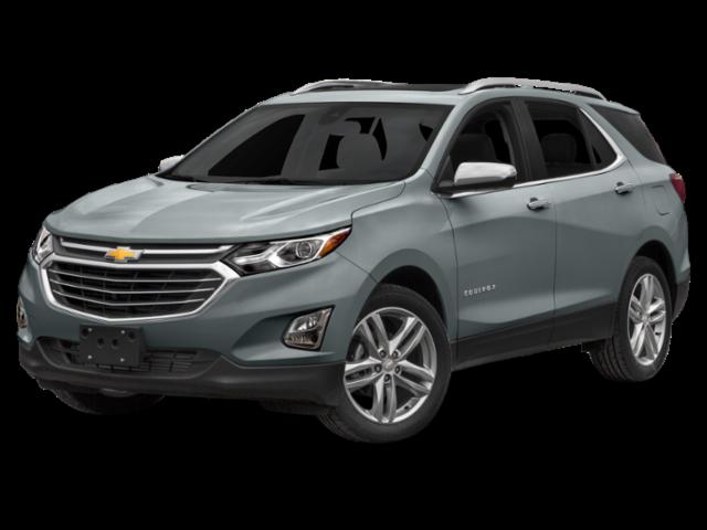 2018 Chevrolet Equinox Vehicle Photo in Menomonie, WI 54751