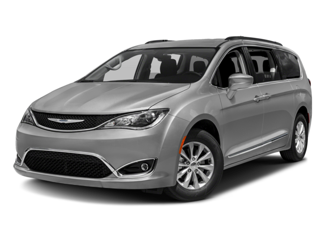 2017 Chrysler Pacifica Vehicle Photo in Joliet, IL 60586