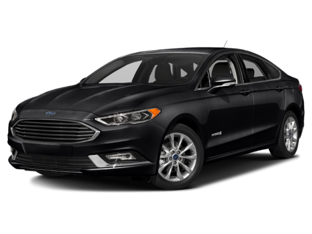 2018 Ford Fusion Hybrid Vehicle Photo in Joliet, IL 60586