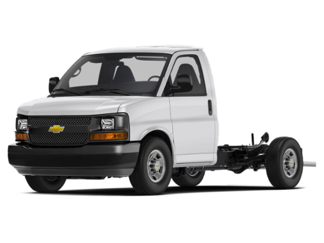 2018 Chevrolet Express Commercial Cutaway Vehicle Photo in Merrillville, IN 46410