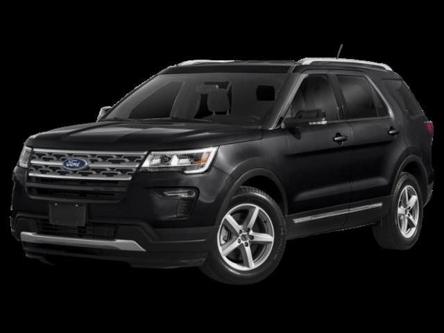 2018 Ford Explorer Vehicle Photo in San Antonio, TX 78257