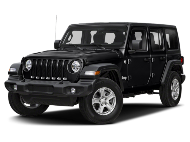 2019 Jeep Wrangler Unlimited Vehicle Photo in Joliet, IL 60586