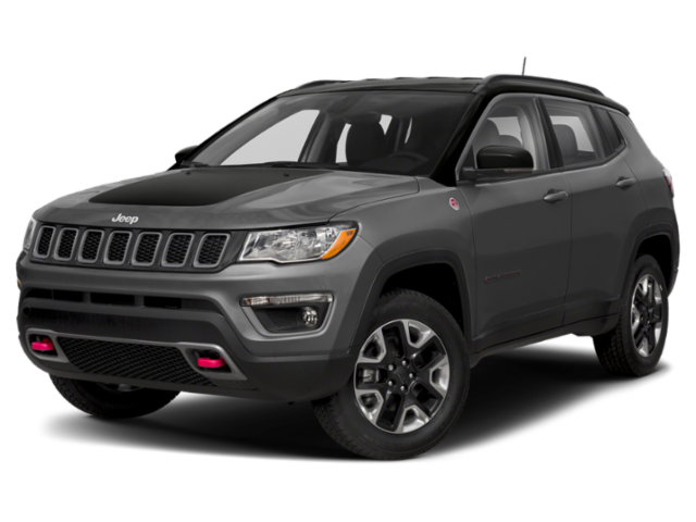 2019 Jeep Compass Vehicle Photo in San Leandro, CA 94577