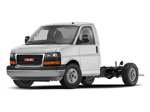 2019 GMC Savana Commercial Cutaway Vehicle Photo in Westland, MI 48185