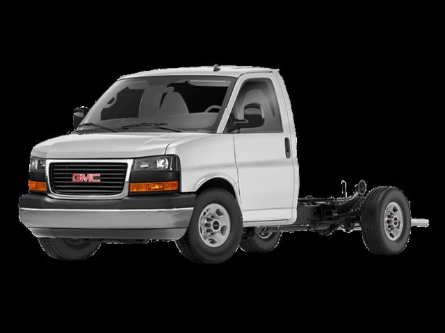 2019 GMC Savana Commercial Cutaway Vehicle Photo in Westland, MI 48185