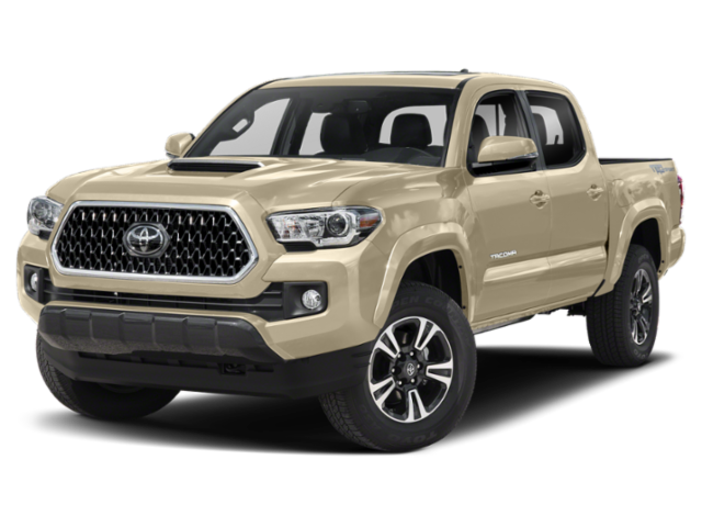 2019 Toyota Tacoma 4WD Vehicle Photo in Bowie, MD 20716