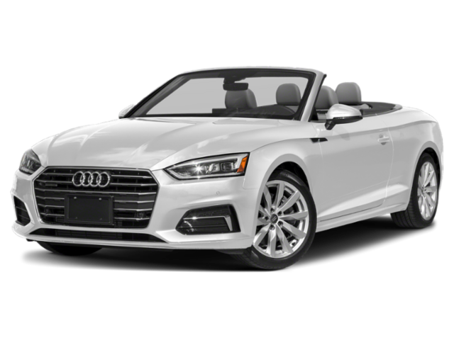 2019 Audi A5 Cabriolet Vehicle Photo in Houston, TX 77090