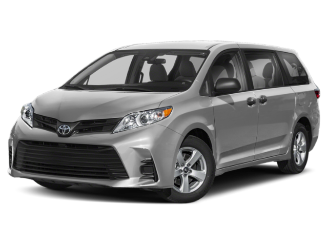 2020 Toyota Sienna Vehicle Photo in Jasper, IN 47546