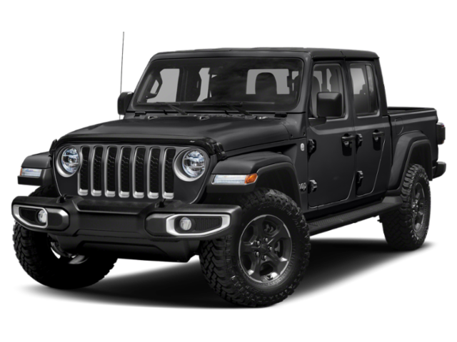 New Black Clearcoat 2020 Jeep Gladiator for sale in ...