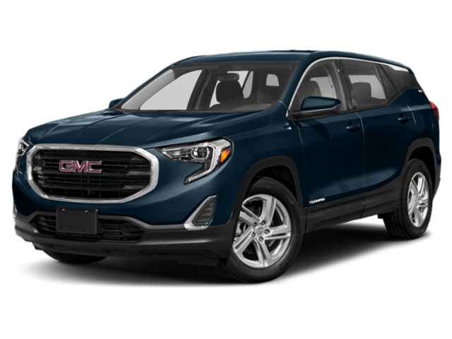 2020 GMC Terrain Vehicle Photo in Val-d'Or, QC J9P 0J6