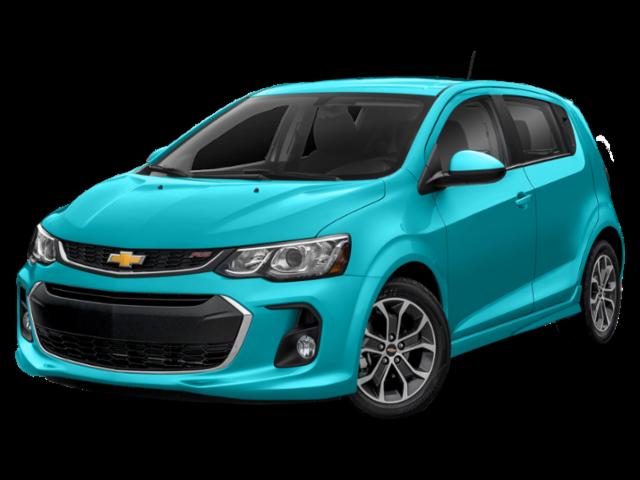 2020 Chevrolet Sonic Vehicle Photo in North Charleston, SC 29406