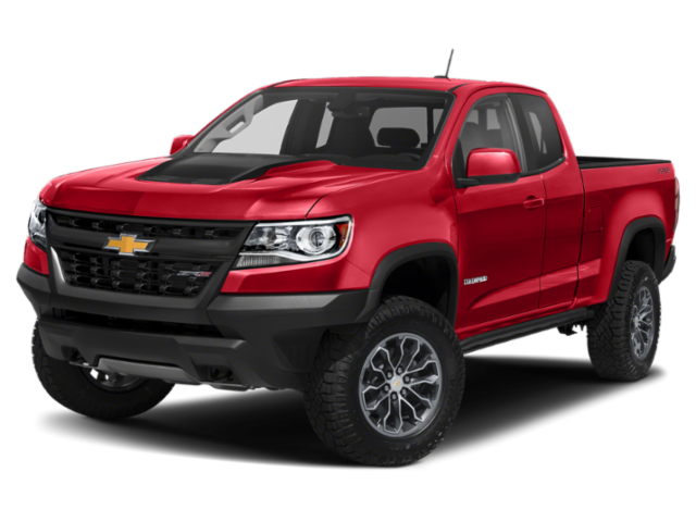 2020 Chevrolet Colorado photo du véhicule à Val-d'Or, QC J9P 0J6