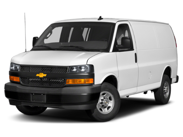 2020 Chevrolet Express Cargo Van Vehicle Photo in South Portland, ME 04106