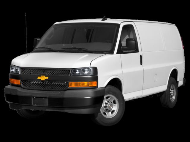 2020 Chevrolet Express Cargo Van Vehicle Photo in Joliet, IL 60586