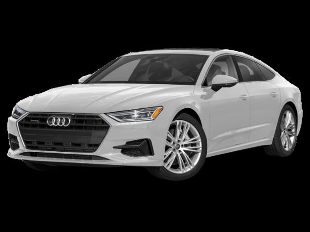 New 2020 Audi A7 Glacier White Metallic: Car for Sale