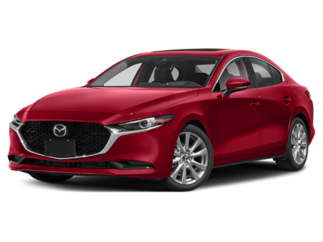 2020 Mazda3 Sedan Vehicle Photo in Joliet, IL 60586