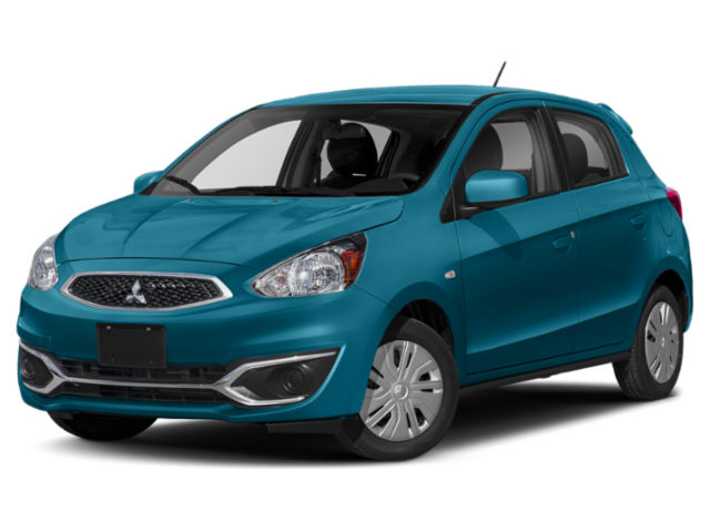 2020 Mitsubishi Mirage Vehicle Photo in Arlington, TX 76017