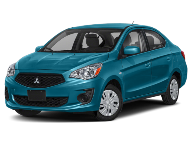 2020 Mitsubishi Mirage G4 Vehicle Photo in Merrillville, IN 46410