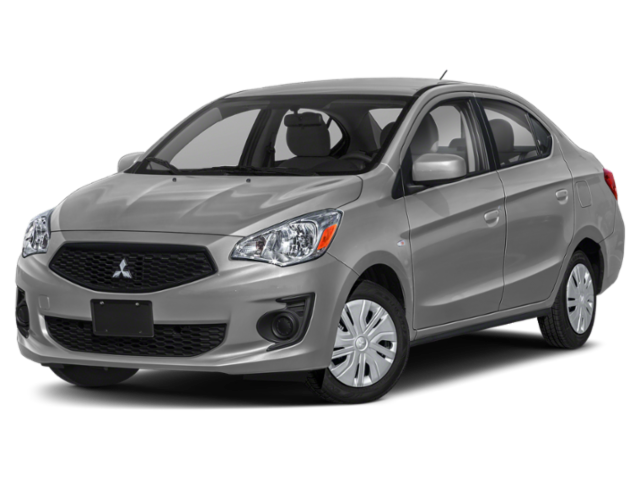 2020 Mitsubishi Mirage G4 Vehicle Photo in Arlington, TX 76017