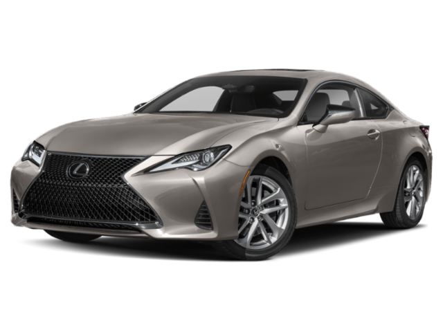 2020 Lexus RC Vehicle Photo in Dallas, TX 75209