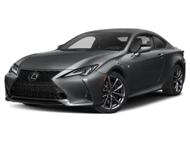 2020 Lexus RC Vehicle Photo in Fort Worth, TX 76132