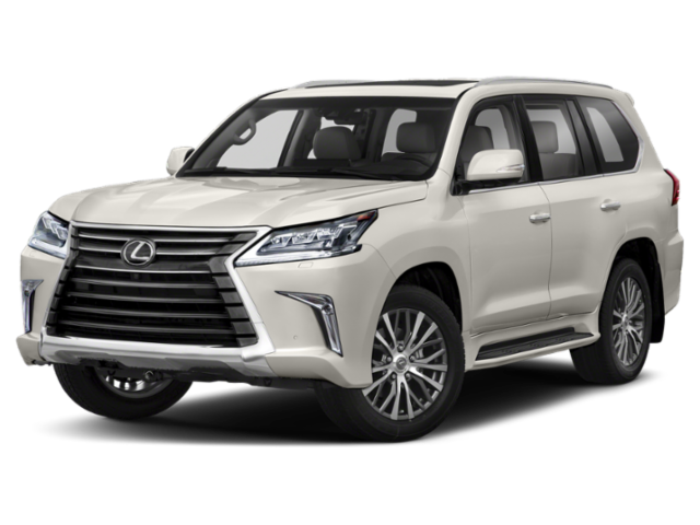 2020 Lexus LX Vehicle Photo in Dallas, TX 75209