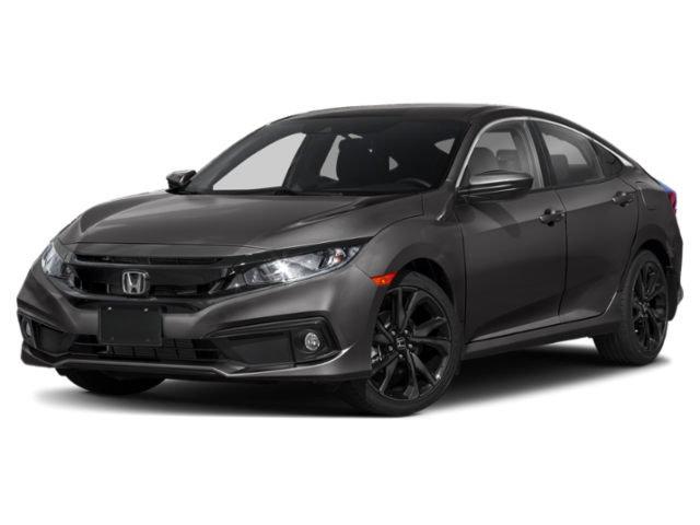 2020 Honda Civic Sedan Vehicle Photo in Owensboro, KY 42301