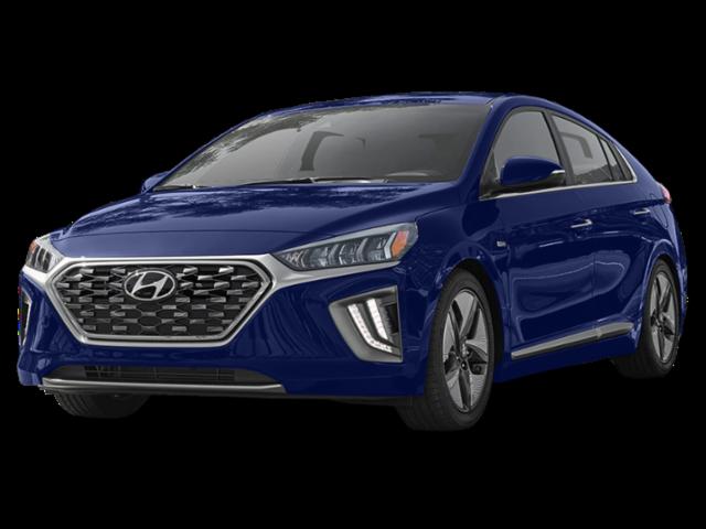 2020 Hyundai IONIQ Hybrid Vehicle Photo in O'Fallon, IL 62269