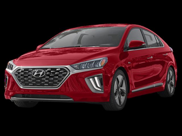 2020 Hyundai IONIQ Hybrid Vehicle Photo in Merrillville, IN 46410
