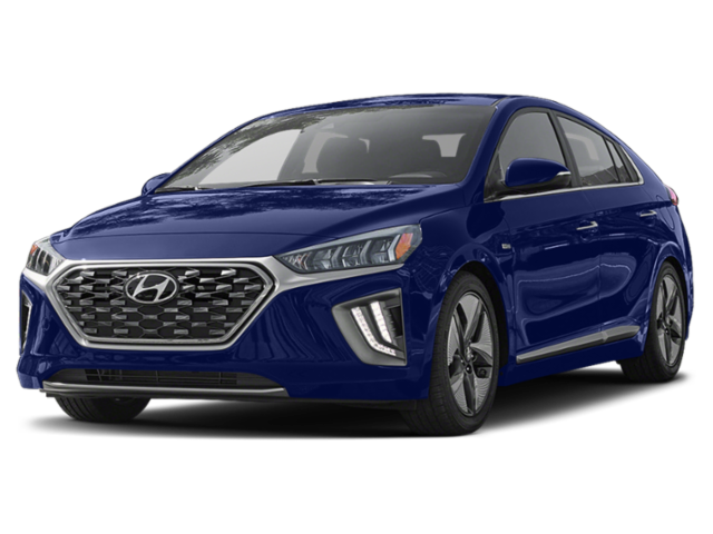 2020 Hyundai IONIQ Hybrid Vehicle Photo in Highland, IN 46322