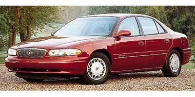 1997 Buick Century Vehicle Photo in Danville, KY 40422
