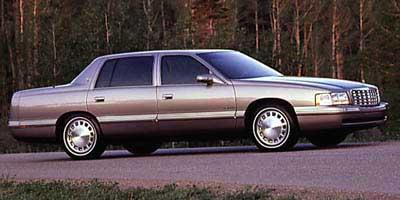 Pre-Owned 1997 Cadillac Deville 4dr Sdn