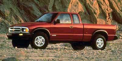 1997 Chevrolet S-10 Vehicle Photo in New Iberia, LA 70560