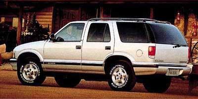 1997 Chevrolet Blazer Vehicle Photo in Emporia, VA 23847