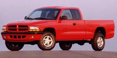 Pre-Owned 1997 Dodge Dakota 2WD Regular Cab 6.5 Ft Box SLT