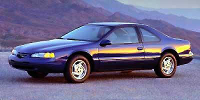 Image result for 1997 Ford Thunderbird images