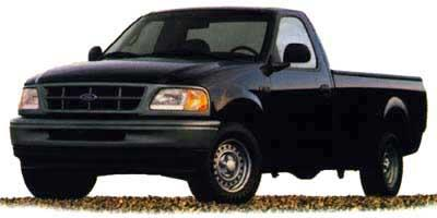 1997 Ford F-150 Vehicle Photo in Warrensville Heights, OH 44128