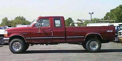 1997 Ford F-250 HD Vehicle Photo in Bend, OR 97701