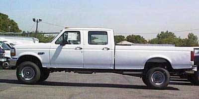 1997 Ford F-350 Crew Cab Vehicle Photo in Danville, KY 40422