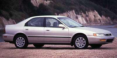 1997 Honda Accord Sedan Vehicle Photo in Helena, MT 59601