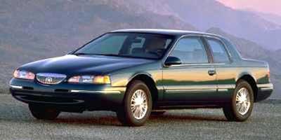 1997 Mercury Cougar Vehicle Photo in American Fork, UT 84003