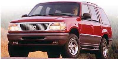 1997 Mercury Mountaineer Vehicle Photo in Norfolk, VA 23502